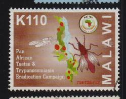 Malawi 2012, Insect, Tsetse, K110 Vfu - Malawi (1964-...)