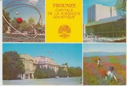 Kyrgyzstan Frounze Uncirculated Postcard - Kyrgyzstan