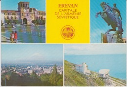 Armenia Yerevan Uncirculated Postcard - Armenia