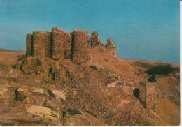 Armenia Fortress Ruins Uncirculated Postcard - Armenia