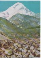 Georgia Kazbek Mountains Uncirculated Postcard - Georgia