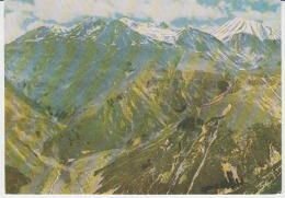 Georgia Aragvi River Uncirculated Postcard - Georgia