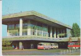 Georgia Tbilisi Bus Coach Circulated Postcard - Georgia