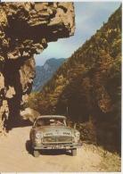 Georgia Svanetia Mountains Uncirculated Postcard - Georgia