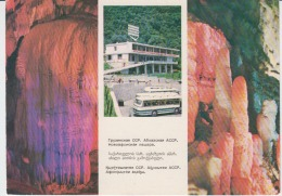 Georgia Abkhazia Circulated Postcard - Georgia