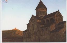 Georgia Svetickhoveli Uncirculated Postcard - Georgia