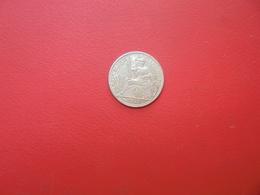 INDOCHINE (Française) : 10 Centimes 1927 ARGENT - Colonies