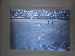 Ancienne Diapositive ESPAGNE Diapo Slide SPAIN Vintage Annees 70's CORRIDA ARENE 3 - Diapositives (slides)