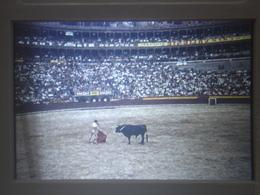 Ancienne Diapositive ESPAGNE Diapo Slide SPAIN Vintage Annees 70's CORRIDA ARENE 4 - Diapositives (slides)