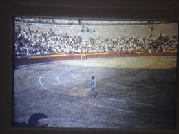 Ancienne Diapositive ESPAGNE Diapo Slide SPAIN Vintage Annees 70's CORRIDA ARENE 6 - Diapositives (slides)