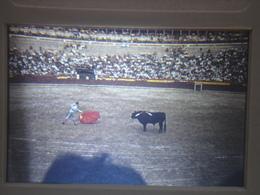 Ancienne Diapositive ESPAGNE Diapo Slide SPAIN Vintage Annees 70's CORRIDA ARENE 9 - Diapositives (slides)
