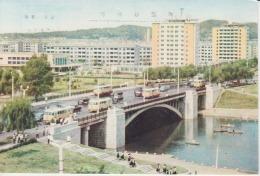 North Korea Pyongyang Uncirculated Postcard - Korea, North