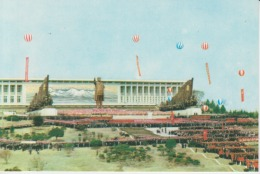 North Korea Pyongyang Uncirculated Postcard - Corée Du Nord