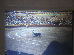 Ancienne Diapositive ESPAGNE Diapo Slide SPAIN Vintage Annees 70's CORRIDA ARENE 10 - Diapositives (slides)