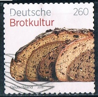 2018  Brotkultur  (selbstklebend) - BRD
