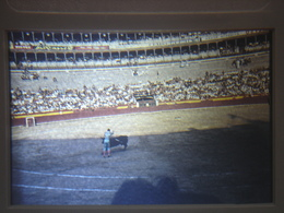 Ancienne Diapositive ESPAGNE Diapo Slide SPAIN Vintage Annees 70's CORRIDA ARENE 11 - Diapositives (slides)