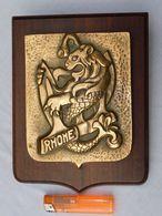 RHONE - B.S.M. - Belle TAPE DE BOUCHE - Maritime Decoration
