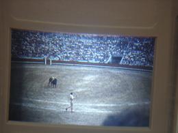 Ancienne Diapositive ESPAGNE Diapo Slide SPAIN Vintage Annees 70 CORRIDA ARENES 5 - Diapositives (slides)