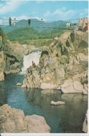 North Korea Ryongdam Falls Chuul Uncirculated Postcard - Korea, North