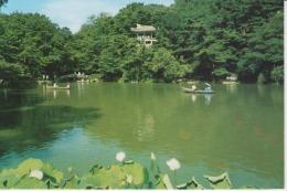 North Korea Usanjang Rest Home Uncirculated Postcard - Korea, North