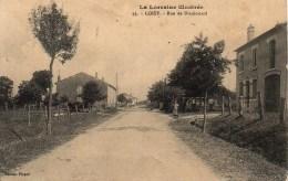 54 LOISY  Rue De Dieulouard - France