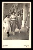 ARGENTINE - MAR DEL PLATA - TROIS ELEGANTES - CARTE PHOTO ORIGINALE - Argentine