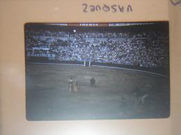 Ancienne Diapositive ESPAGNE Diapo Slide SPAIN Vintage 1958 CORRIDA Barcelone VASQUEZ - Diapositives (slides)