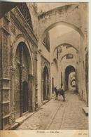 Tunis V. 1910  Une Rue  (998) - Algeria