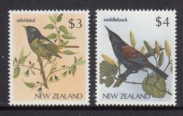 New Zealand MNH Michel Nr 960/61 From 1986 / Catw 10.00 EUR - Nieuw-Zeeland