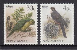New Zealand MNH Michel Nr 962/63 From 1986 / Catw 1.70 EUR - Nieuw-Zeeland