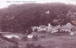 39 - Jura -  SYAM  - Vue Generale Et  Rochers Des Sarazins - Andere Gemeenten