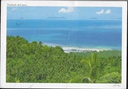 THAILANDIA - SAMUI ISLAND - VIAGGIATA 1897 - Tailandia