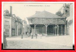 18 - CHATEAUNEUF Sur CHER - La Halle - Chateauneuf Sur Cher