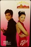 Mobilecard Thailand - AIS - Frau - Mann - Thaïland