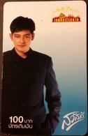 Mobilecard Thailand - AIS - Mann - Thaïland