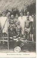 Afrique    Bas Niger     Un Tisserand - Niger