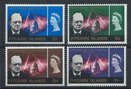 Pitcairn N°55/58** (MNH) 1966 - Sir Winston Churchill - Sir Winston Churchill
