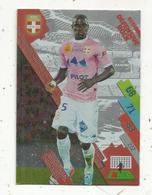 Football , Trading Card , Carte , ADRENALYN XL , 2014-2015 ,PANINI , Jonathan MENSAH , 2 Scans - Trading Cards