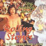 ROLLING STONES - Stop Breaking Down - 2 CD - Rock