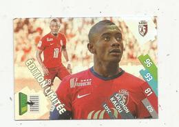 Football , Trading Card , Carte , ADRENALYN XL , 2014-2015 ,PANINI , Salomon KALOU , 2 Scans - Trading Cards