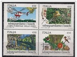Italia/Italy/Italie: Protezione Della Natura, Nature Protection, Protection De La Nature - Protezione Dell'Ambiente & Clima