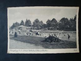 Kreuzburg, Kluczbork, Oberschlesien, Städt. Volksbad/Planschbecken, Ungelaufen - Schlesien