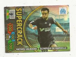 Football , Trading Card , Carte , ADRENALYN XL , 2014-2015 ,PANINI , Mathieu VALBUENA , 2 Scans - Trading Cards