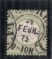 ALLEMAGNE Empire 1/3 Vert Jaune   N° 2 Côte 50€ - Germany