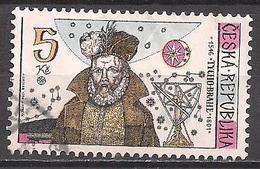 Tschechien  (1996)  Mi.Nr.  126  Gest. / Used  (11bc17) - Tschechische Republik