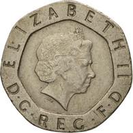 Monnaie, Grande-Bretagne, Elizabeth II, 20 Pence, 2004, TTB, Copper-nickel - 1971-… : Monnaies Décimales