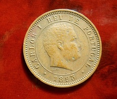 Portugal 5 Reis 1893 D. Carlos I - Portugal