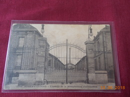 CPA - Aubervilliers - L'Entrée De La Manufacture D'allumettes - Aubervilliers