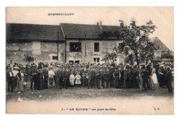 (78) 801, Rambouillet, CP 2, La Ruche Un Jour De Fete - Rambouillet