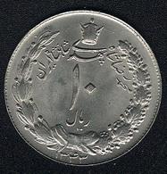 Iran, 10 Rials 1343 (=1964), UNC - Iran